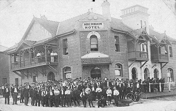 Abermain Hotel 1909